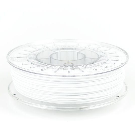 XT-white, carbon fiber, 3d printing, spool, colorFabb, color fabb, stacker