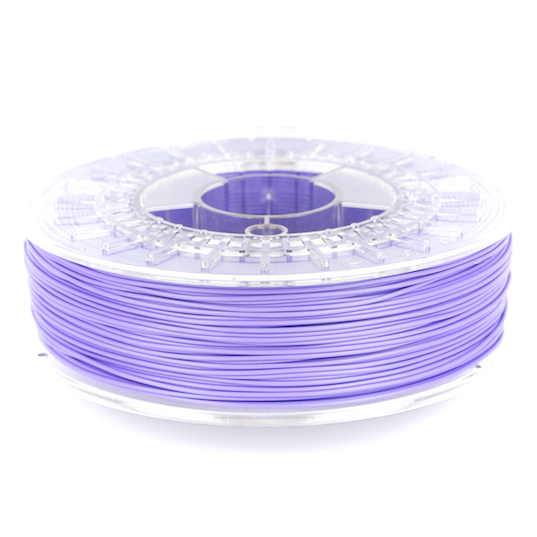 lila, pla/pha, pla, pha, 3d printing, spool, colorFabb, color fabb, stacker