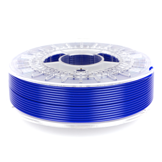 ultramarine blue, pla/pha, pla, pha, 3d printing, spool, colorFabb, color fabb, stacker