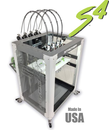 S4 Industrial 3D Printer