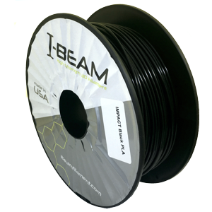 I-BEAM PLA BLACK