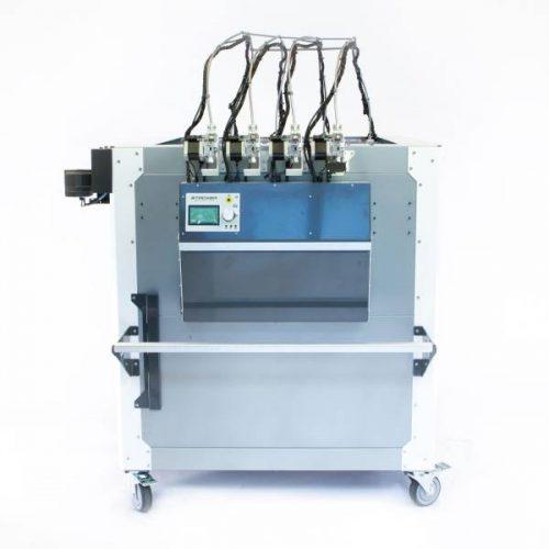stacker, s4, 4 head, frame, extender, 3d desktop printer, stacker 3d, color fabb, filaments, s2, ibeam, i-beam, stacker s4-xl
