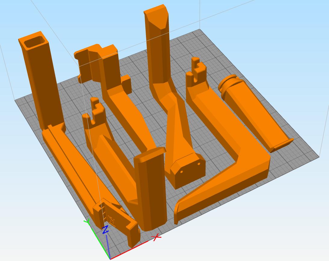 stacker, 3d desktop printer, stacker 3d, f-1, f1, f-box, fbox, industrial printer, f-series, desiccant packs, f-pac, f-flex, 3-d printers, accessories, mounting bracket
